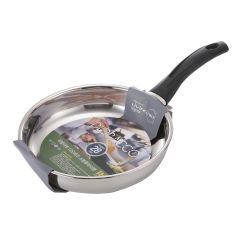 DSF-28 Diobacco Stainless Steel Fry pan 28cm (IH)