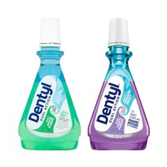 Dentyl Active - Dual Action Mouthwash (Smooth Mint) 500ml DT030002