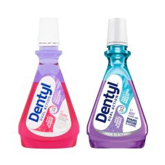 Dentyl Active - Dual Action Mouthwash (Icy Cherry) 500ml DT030009