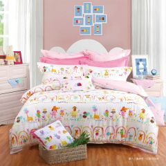 "AIRLAND - 36"" /48""(Kids)Tencl&Linen&Cotton Bedding set 4pcs--DW163 DW163H3SET"