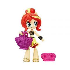 Hasbro - My Little Pony Equestria Girls Beach Sunset Shimmer E0680AS00