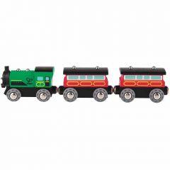 Hape 蒸汽時代客運火車 E3719