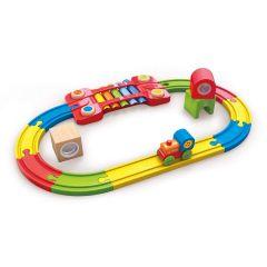 Hape 火車軌道感知套 E3822