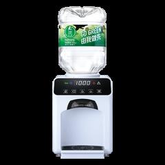 屈臣氏蒸餾水 - 家居水機 - Wats-Touch冷熱水機 (白) + 8公升樽裝蒸餾水 x 48樽(電子水券)