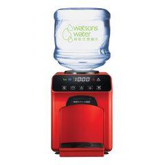 屈臣氏蒸餾水 - Wats-Touch冷熱水機 (紅) +12公升家庭裝蒸餾水(電子水券) EA034061R40J