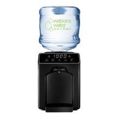 屈臣氏蒸餾水 - Wats-Touch Mini 溫熱水機 (黑) +12公升家庭裝蒸餾水(電子水券) EA034101B40J