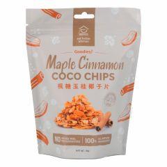 Eat Better - Maple Cinnamon Coco Chips EBK-07
