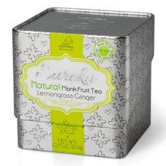 EUREKA - Natural Monk Fruit Lemongrass Ginger Tea (Gift Pack) EK093