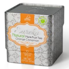 EUREKA - Natural Monk Fruit Orange Cinnamon Tea (Gift Pack) EK097