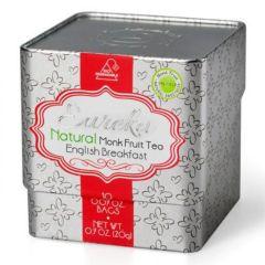 EUREKA - Natural Monk Fruit English Breakfast Tea (Gift Pack) EK103