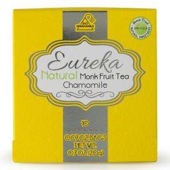 EUREKA - Natural Monk Fruit Chamomile Tea EK105