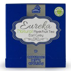 EUREKA - Natural Monk Fruit Earl Grey Tea EK107