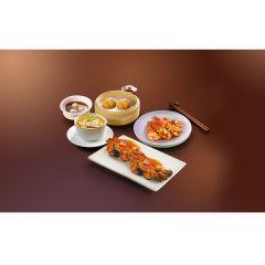 東海飲食集團 -「大閘蟹‧淺嚐」套餐 (2位用) EO-Crab