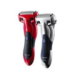 Panasonic - Rechargeable Shaver (ES-SL41) (Red / Silver) ES-SL41_S