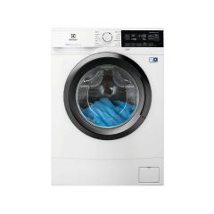EW6S3726BL Electrolux - 7kg 1200rpm Compact Washing Machine with Vapour Function EW6S3726BL