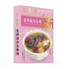 Opal - Soup with Sikie Chicken and Angelica Root and Longan Pulp 350g F00017