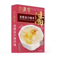 Opal - Soup with Almond and Dried Fish Maw and White Fugus 350g F00028