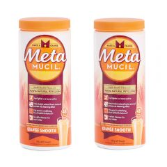 Metamucil - Orange Smooth 48 doses (283g) x2 f00279_2
