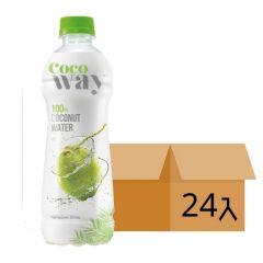 Cocoway - [原箱] 100% 椰子水 (到期日: 2020年09月09日)