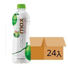 Cocomax - [原箱] 24支 100% 椰子水 (到期日: 2020年09月23日)