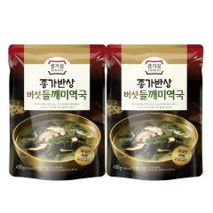 宗家府 - 香菇紫菜湯 (兩包)