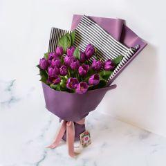 Gift Flowers HK - 浪漫鬱金香花束 FB160051