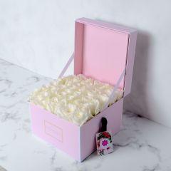 Gift Flowers HK - 白色浪漫 FB160067