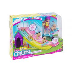Mattel Games - Barbie® Club Chelsea™ Flips & Fun Skate Ramp FBM99