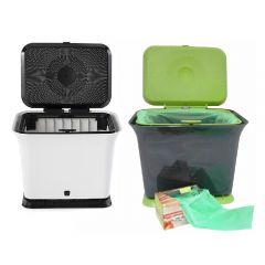 Full Circle - Fresh Air 廚房防異味可堆肥廚餘收集垃圾桶 (2款可選)