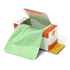 Full Circle - Fresh Air Lemon Scented Compostable Waste Bags FC15303L