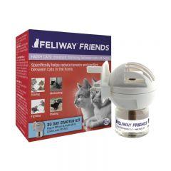 Feliway - Friends 貓用費洛蒙 Starter Kit (插座連48ml 補充裝) Feli-friestarter