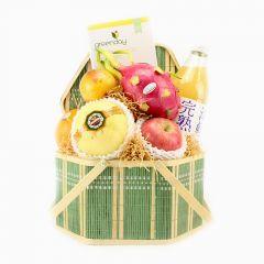 The Gift - Luxury Fruit Hamper FGJ006R FGJ006R