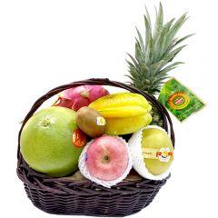 The Gift - Luxury Fruit Hamper FH002R FH002R
