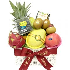 The Gift - Classic Corporate Fruit Hamper FH009R FH009R