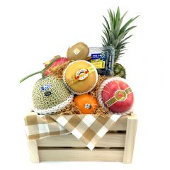 The Gift - Classic Fruit Hamper FH037W FH037W