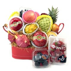The Gift - Premium Fruit Hamper FH160L FH160L