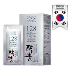 ASANA360 [韓國128酵素皇]-韓國128珍貴藥膳酵素皇 30毫升 (7包旅行裝)