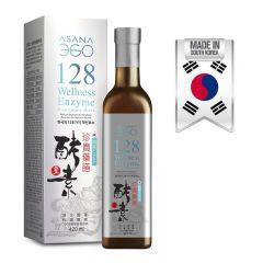ASANA360 [韓國128酵素皇]-韓國128珍貴藥膳酵素皇 420毫升