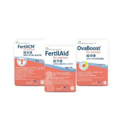 Fairhaven Health - FH 女士養卵好孕套裝 FH_S_22