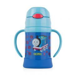 Thermos-Thomas & friends 250毫升吸管控溫兒童學習杯