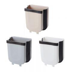 Goto - Foldable Hanging Trash Can(YSJ3725) (3 colors option) FHTCan-YSJ3725
