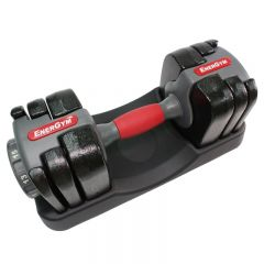 EnerGym X-Bell 極速調重可調式啞鈴 Adjustable Weights Dumbbell (一個) (15KG) FIT222