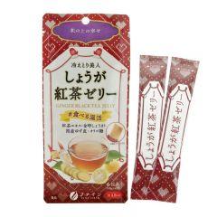 優之源® 姜檸紅茶啫喱棒 60克(10克 x 6包) FJ-323