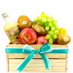 The Gift - Deluxe Fruit Hamper FJ013W FJ013W