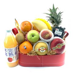 The Gift - Luxury Business Fruit Hamper FJ054L FJ054L