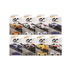 Mattel Games - Hot Wheels Gran Turismo Collection (Style Randomly   : Price based on 1 piece )