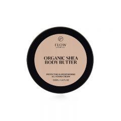 Flow Cosmetics - 有機純乳木果油