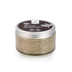 Flow Cosmetics - 喜馬拉雅岩鹽身體磨砂護理(緊膚黑咖啡)