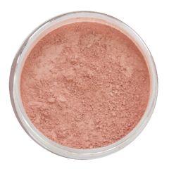 Flow Cosmetics - 天然柔滑礦物胭脂粉 (Raspberry 粉紅色)