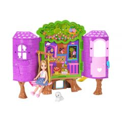 美泰遊戲 - 芭比®切爾西®娃娃及配飾